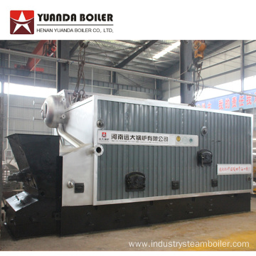 Palm Shell Fired Boiler for Palm Oil Industry