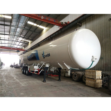 60000L 3 axles LPG Tanker Trailers