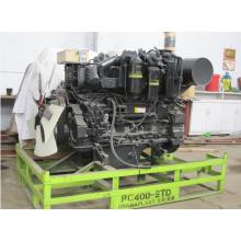 Komatsu engine ass'y 6159-09-DB01 for PC400-7