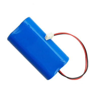 18650 7.4V 2400mAh Li-ion Battery Pack for Toy