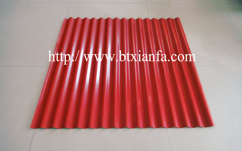 Aluminum Sheet Roll Forming Machine