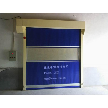 Factory Industry Fast Rolling Automatic Door