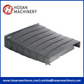 High Quality CNC General Stainless Steel Accordion Shield