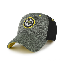 Dry fit sweatband jersey fabric sports cap