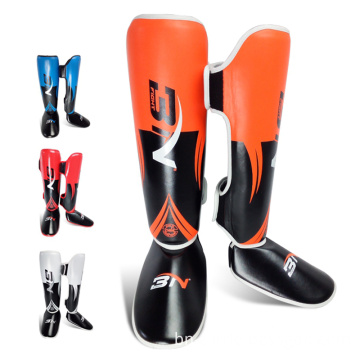 BN Shin Guards for Boxing Training Instep