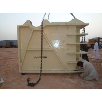Jaw Crusher Industrial Application