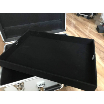 Aluminum Makeup Tool Case with Silk Screen Printing