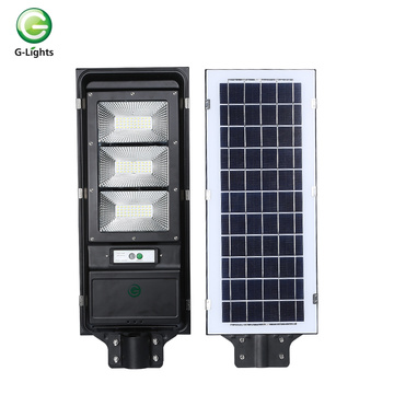 Hight brightness  led solar streetlight