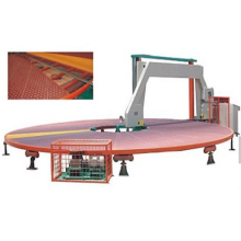 Horizontal Circle Sponge Cutting Machine