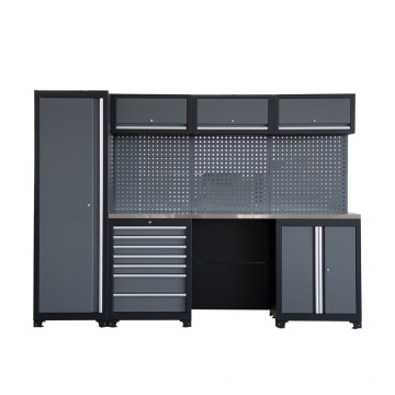 Industrial Garage Storage Cabinets for Tools Organization