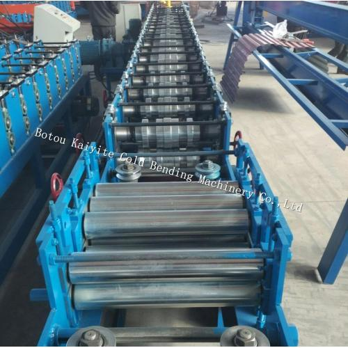 Galvanized Window And Door Frame Roll Forming Machine