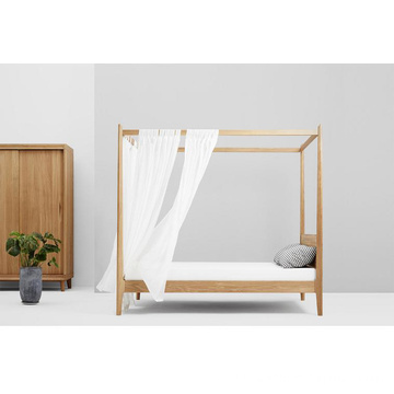 """Seclusion"" Wooden Canopy Beds"