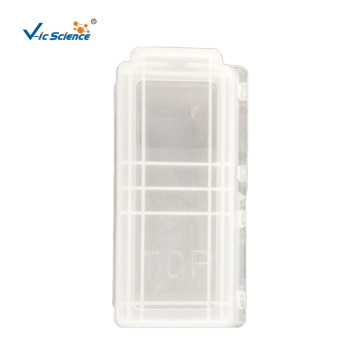 Microscope Slides Plastic Storage Boxes