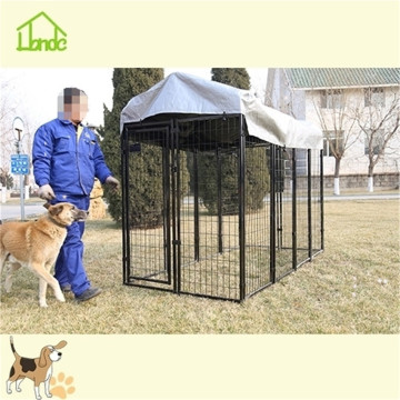 Strong dog kennel