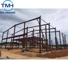 steel structure building prefabricated warehouse