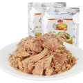 Pouch Tuna Chunk In Brine and Water