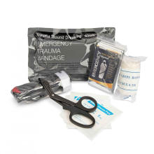 Survival Kit With Supplies for Hiking Fishing Traveling