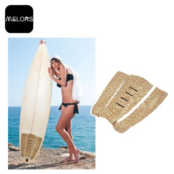 Melors Strong Adhesive EVA Traction Pad For Surfing