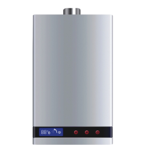 Gas Water Heater White Color