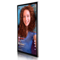 "75"" wireless wifi module mobile projection touch screen"
