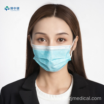 Disposable Blue Medical Surgical Mask
