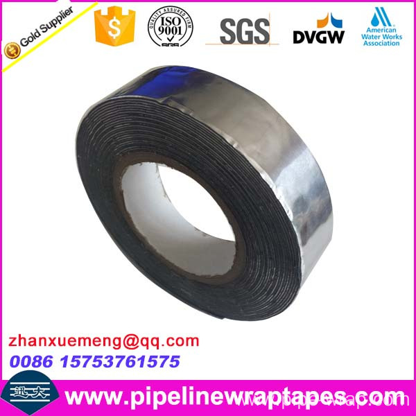 Aluminum Flashing Bitumen Tape-Pipe Anticorrosion Tape