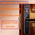 EVDN5 Face recognition intelligent lock