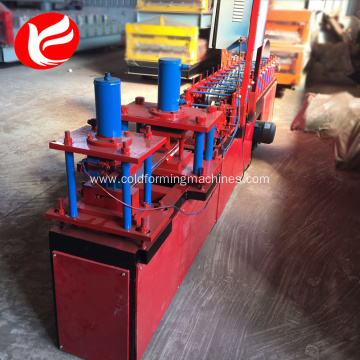 Metal steel  door rolling shutter machine Delhi