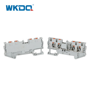 Multi Conductor terminals QUATTRO