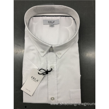 High qaulity white shirt for men