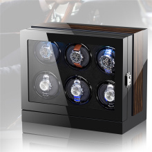 six watch winder with storage