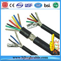 control cable PVC insulated sheilding power