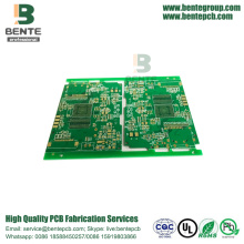 12 Layers HDI PCB for 1.6mm