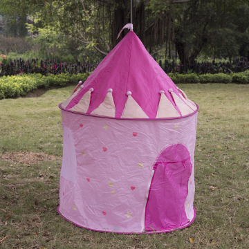 Play Tent for Kids Castle Playhouse Tent