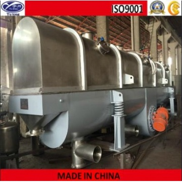 Coffee Horizontal Vibrating Fluid Bed Dryer