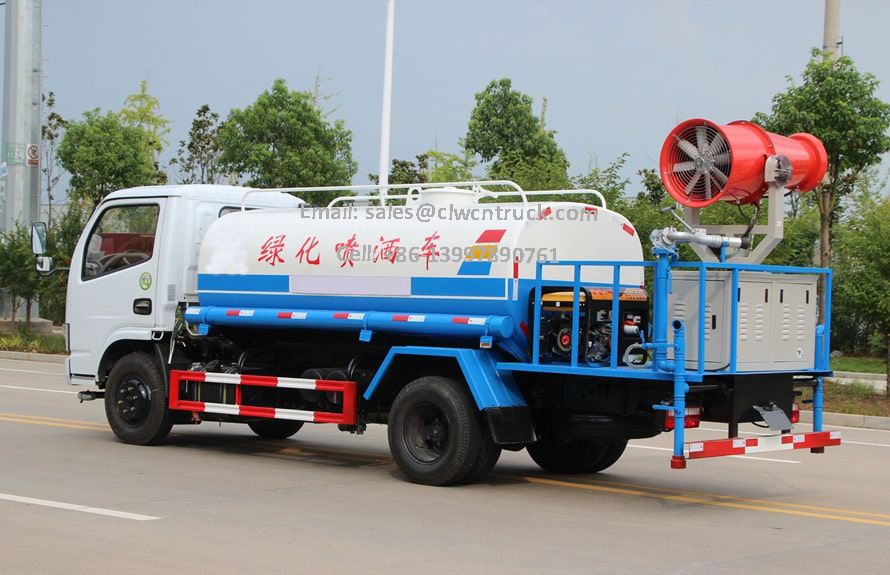 Mosquito Spray Truck Cost