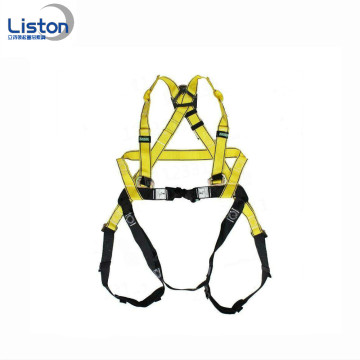 Durable full body safety climbing harness belt