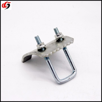 seismic bracing galvanized steel Beam clamp