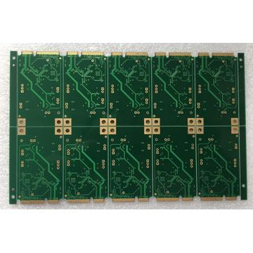 FR4 4 layer Zêrîn Finger PCB
