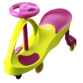 Child Outdoor Swing Toy Car With Music