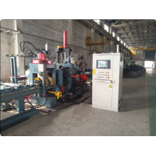 CNC Chaneel Band Angle Steel Punching Shearing Line