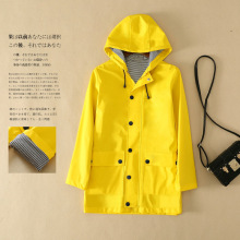 2020 New Women Designer Rain coat