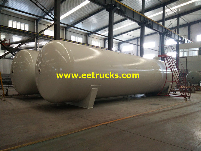 Propylene Aboveground Storage Vessels