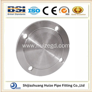 STEEL BLIND FLANGE SIZES