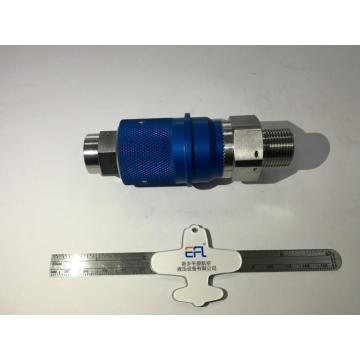 12 Pipe Size AS1709 Quick Coupling (Blue)