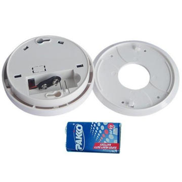 Photoelectric Smoke Alarm warming