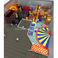 Indoor Playground And Trampoline Park  Project