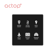Touch switch,Wall switch,Smart hotel switch