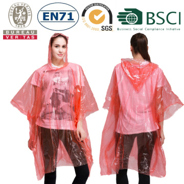 clear raincoat women in plastic raincoats