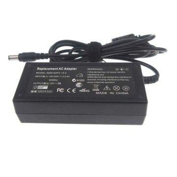 15V 3A laptop ac power adapter for toshiba